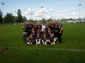 Softball Places 4th at State