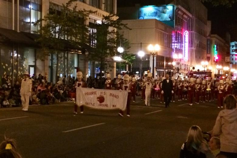 Prairie Represented in 2014 Starlight Parade