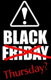 Should Black Friday Be Moved to Another Day?