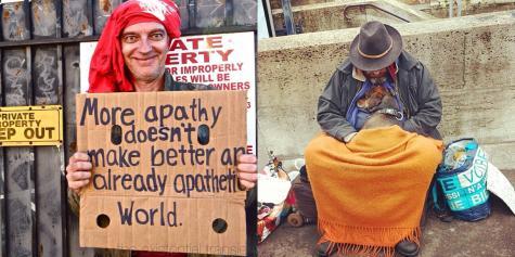 Homeless Awareness Month