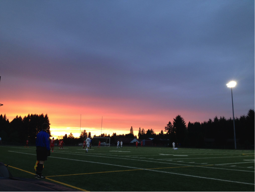 Soccer Wins Two League Games in a Row