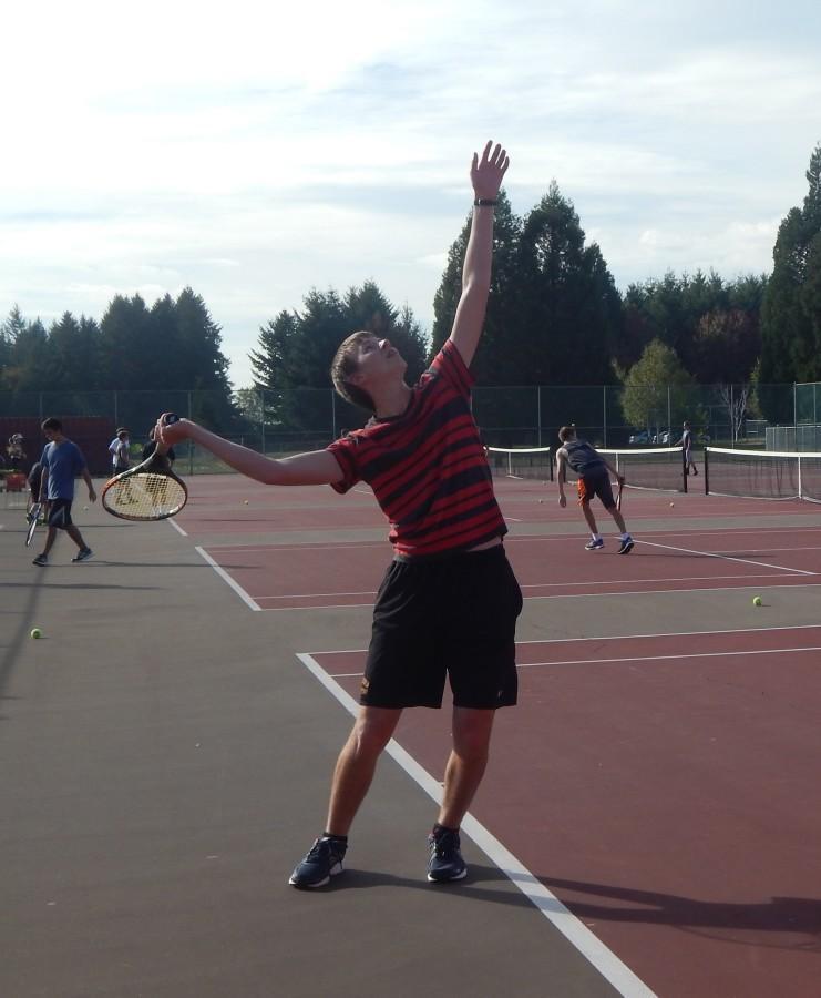 Boy's Tennis Overview