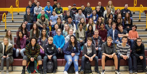 Students with Perfect Attendance