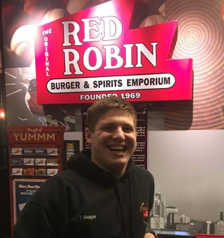 Red Robin… YUM!