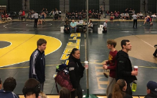 Wrestlers Are Ready To Pin Down The Season