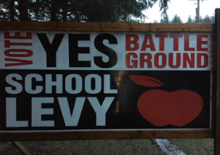 Battle Ground School District Pushes for Levy to Pass