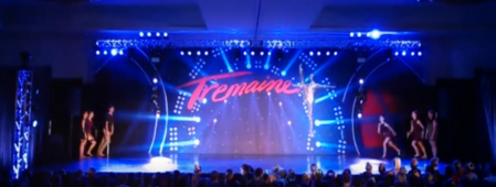 DanceWorks Competes at Tremaine