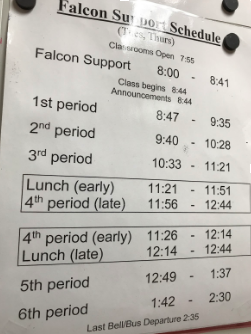 Falcon Support Changes!!