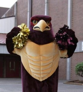 History Behind Prairie's Mascot: The Falcon