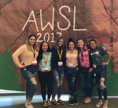 ASB students attend leadership conference