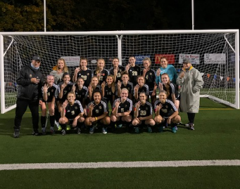 Falcon Girls Soccer Wins Third Straight League Title