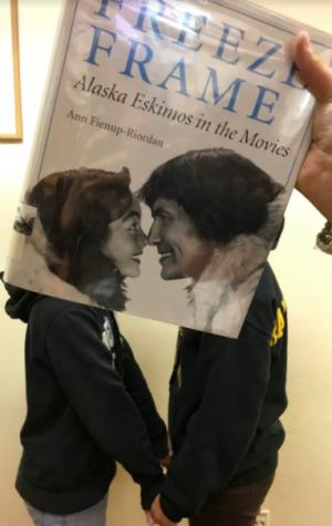 Book Selfie Contest