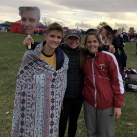 Sophomores Soar to State in Cross County