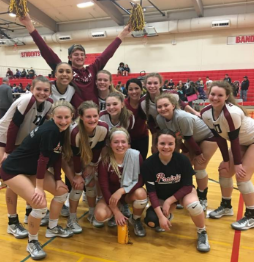 Prairie Volleyball Is Headed To State