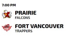 Prairie Boys Basketball Third League Win Against Fort Vancouver High School