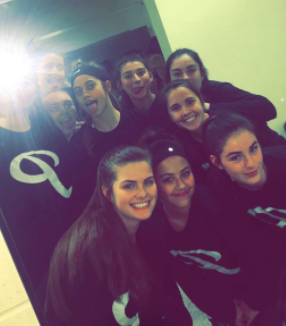 Girls Basketball Takes on Kelso Highlanders
