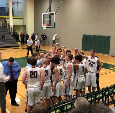 Prairie Boys Basketball Advances in Another Round of the Regional Tournament