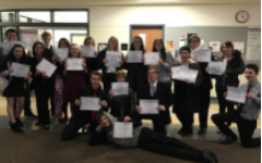 Speech and Debate State Qualifiers