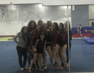 Season Comes To A Close For Falcon Gymnastics
