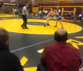 Prairie Wrestling Hosts Districts