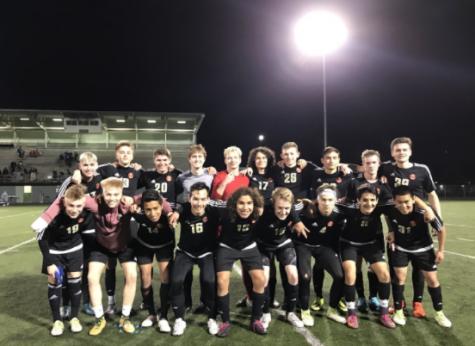 The Prairie Boys Soccer Team Shines in Rivalry Game