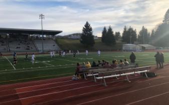 The Prairie Boys Soccer Team Kicks Off Season with Away Game