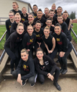PHS Dance team