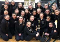 Dance Team's First Year at State