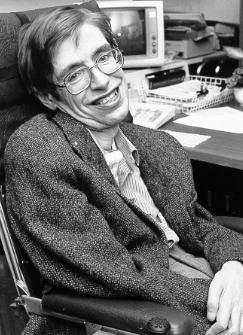 The Death of Stephen Hawking