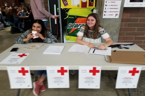 Preparation for the Blood Drive