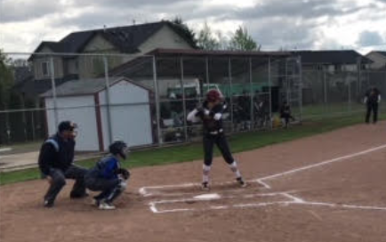 Prairie Softball Takes Care of Hudson's Bay