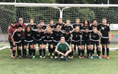 Prairie Soccer Competes in Their Last Game of the Season