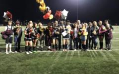 A Final Celebration for Senior Athletes