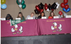 Six Falcons Sign Their Life Away For The Next Four Years