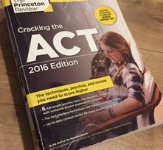 Taking the SAT and ACT