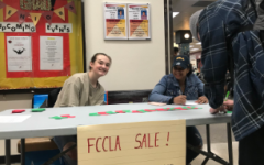 FCCLA Spreads Cheer One Cookie at a Time
