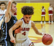 Boys Basketball Team Beats Gig Harbor and Advances Further Into Districts
