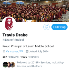 Prairie Bids farewell to Principal Drake, Welcomes Watts