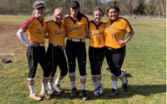 The Falcon Softball Team Starts The Season Off With A Jamboree