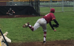 Boys Baseball Team Falls Short In Double Header Against Evergreen