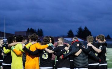 Prairie Boys Soccer Team Defeats Kelso 3-1
