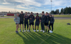 Both Girls And Boys Track Team Defeats Evergreen