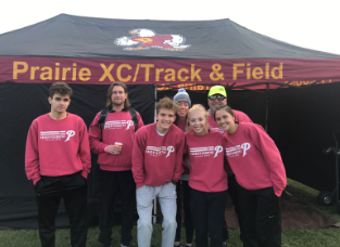 Prairie's Cross Country Team Competes At State Tournament