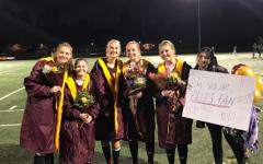 Prairie Soccer Team Says Goodbye To Their Seniors
