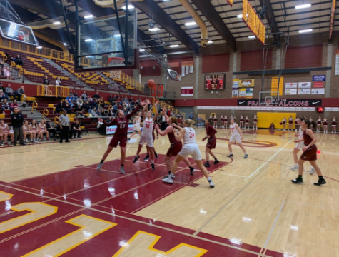 Prairie Girls Basketball Comes Back to Defeat Snohomish Panthers