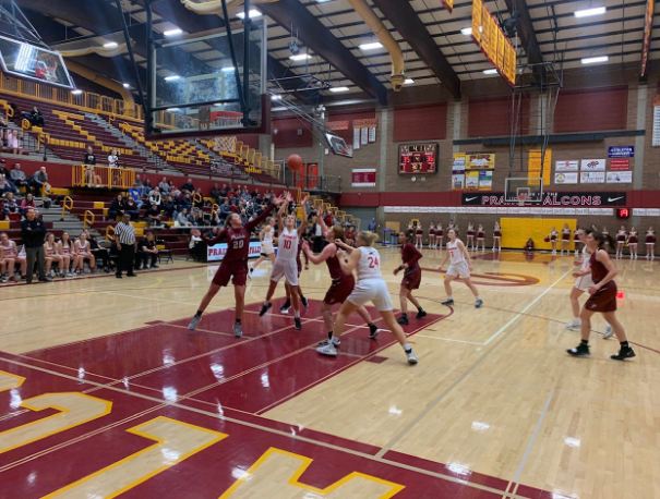 Prairie+Girls+Basketball+Comes+Back+to+Defeat+Snohomish+Panthers
