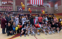 Prairie Boys Basketball Says Farewell To Their Seniors