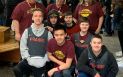 Navigation to Story: Prairie's Undefeated Unified Basketball Team Competes At State